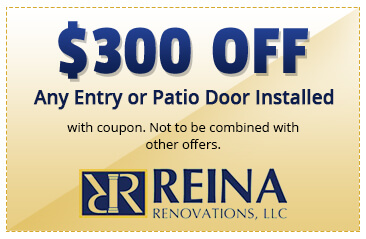 $300 OFF Any Entry or Patio Door Installed